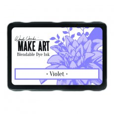 WVD62660 Tusz Wendy Vecchi MAKE ART Bleandable Dye Ink - Violet